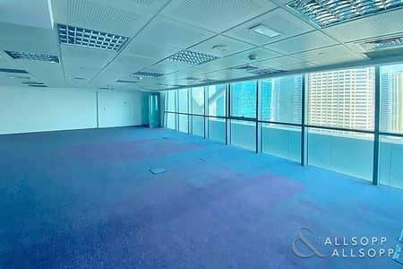 Office for Sale in Jumeirah Lake Towers (JLT), Dubai - Quality Fitout | Partitioned | Managers Room