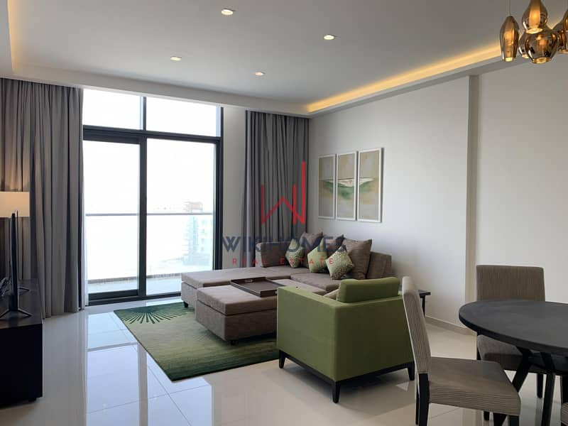 Brand-New   5 minutes from the Expo Site   Ready to Move In   Fully Furnished