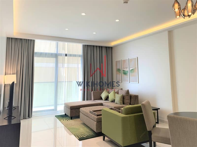 2 Brand-New Building | Facing Expo 2020 | Ready to Move in | Contemporary | Modern