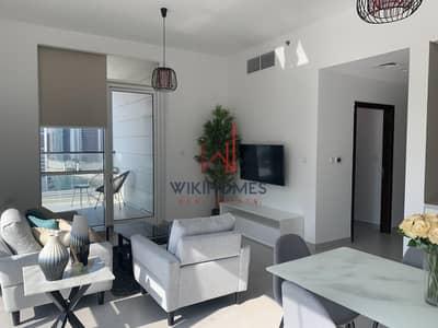 شقة 1 غرفة نوم للايجار في الخليج التجاري، دبي - Free Commission | 1 Month Free | Upscale Facilities | Semi-Furnished (kitchen appliances & Curtains) | Bright and Modern