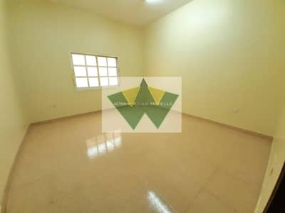 3 Bedroom Flat for Rent in Al Shawamekh, Abu Dhabi - tawteeq avilable  3bhk apt  grund floor W/ E/ including