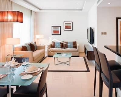 فلیٹ 1 غرفة نوم للبيع في أبراج بحيرات الجميرا، دبي - Lake view 1 bed in Bonnington tower JLT