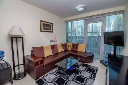 1 Bedroom Apartment for Rent in Jumeirah Lake Towers (JLT), Dubai - Fully Furnished | 1 Bedroom | Near Metro Station