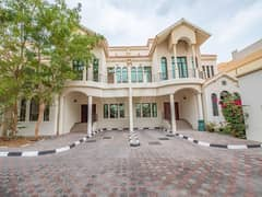 Spacious well kept villa | Private pool | Al Nayhan