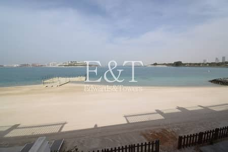 5 Bedroom Villa for Rent in Palm Jumeirah, Dubai - Stunning Open Sea Views | Tip Position | Type D