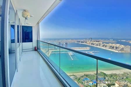 فلیٹ 4 غرف نوم للايجار في دبي مارينا، دبي - 5 Bedroom | Duplex | Sea View | Upgraded