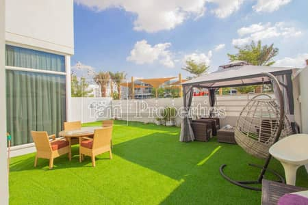 4 Bedroom Townhouse for Sale in Mudon, Dubai - Superb Location | On the Pool & Park | Rented