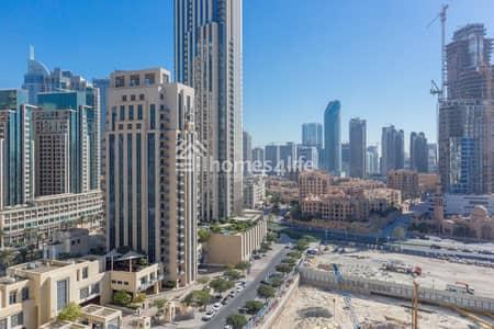 شقة 1 غرفة نوم للبيع في وسط مدينة دبي، دبي - Spacious 1 BR | Downtown | High Floor