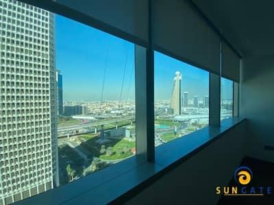 شقة 2 غرفة نوم للايجار في مركز دبي التجاري العالمي، دبي - bills included Jumeirah Living Trade centre Residence