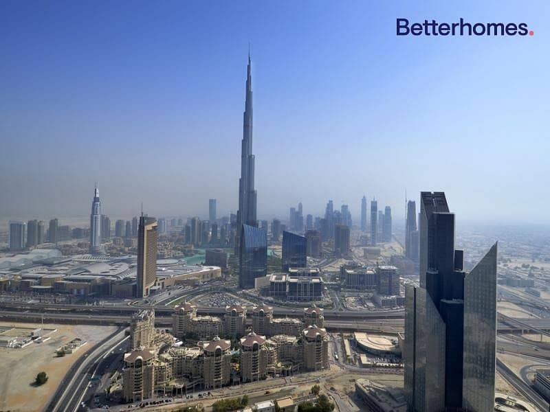 11 Burj Khalifa view spectacular unit in The Index