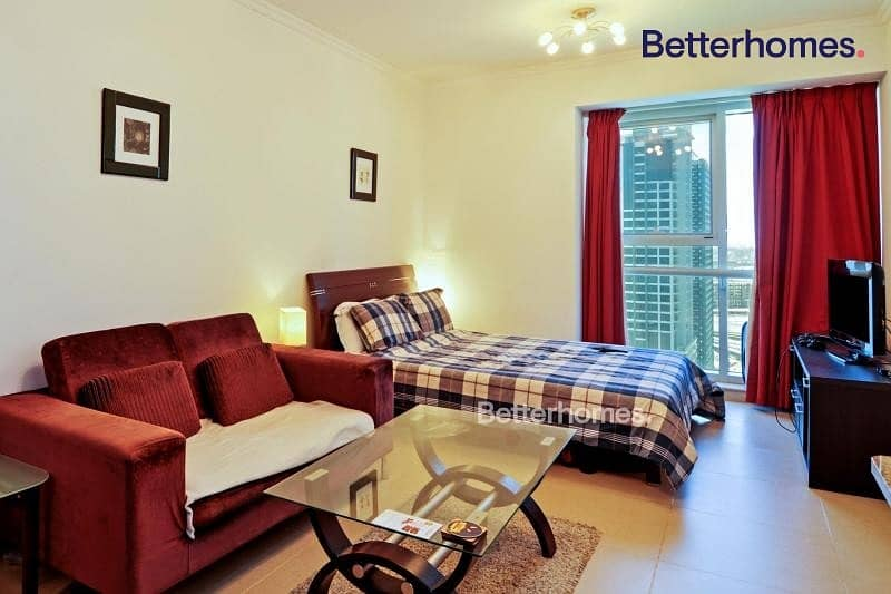 2 Furnished | Multiple Cheques | Lake View | No Balcony