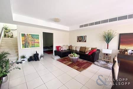 تاون هاوس 3 غرف نوم للايجار في الينابيع، دبي - Type 3M |  Available End March | 3 Bedroom