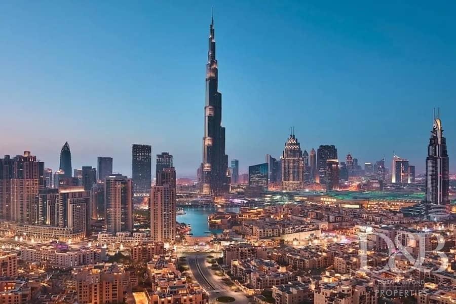 2 Genuine Resale Deal | Burj And Fountain Views