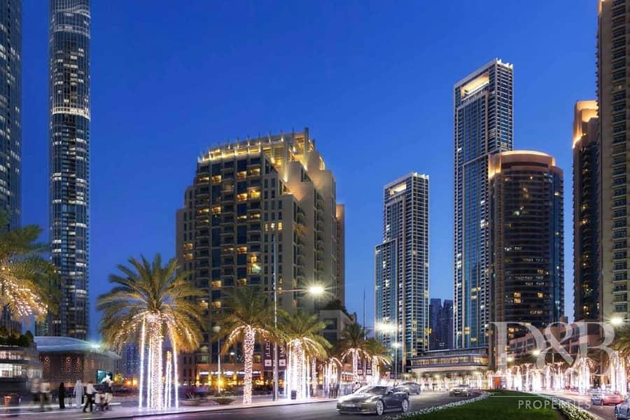 9 Genuine Resale Deal | Burj And Fountain Views
