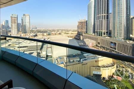 شقة 1 غرفة نوم للايجار في وسط مدينة دبي، دبي - Furnished   Spacious 1 Bed Unit   Vacant