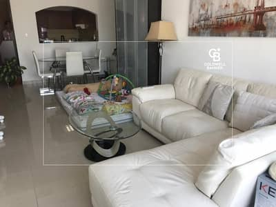 1 Bedroom Flat for Rent in Jumeirah Lake Towers (JLT), Dubai - Fully Furnished | Big Layout | One Parking