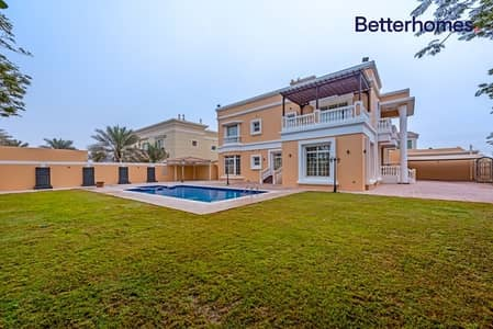 5 Bedroom Villa for Sale in Al Barsha, Dubai - Corner villa/GCC only /Beautiful family Home