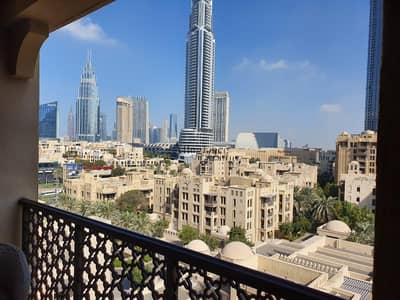Amazing deal |Burj Khalifa & Old Town View |2 + maids