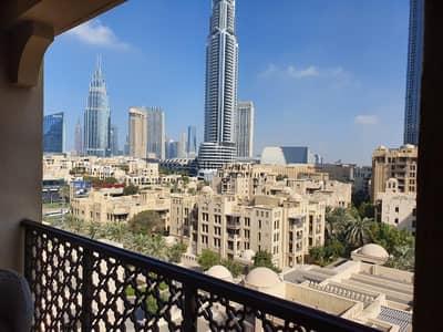 فلیٹ 2 غرفة نوم للبيع في المدينة القديمة، دبي - Amazing deal |Burj Khalifa & Old Town View |2 + maids