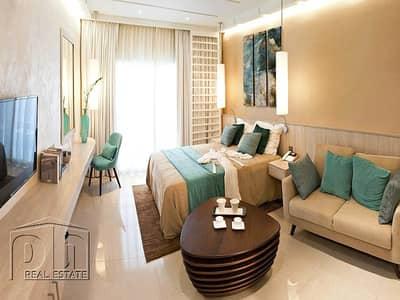 شقة فندقية  للبيع في نخلة جميرا، دبي - Sea and Marina Skyline View|Studio|Re Sale