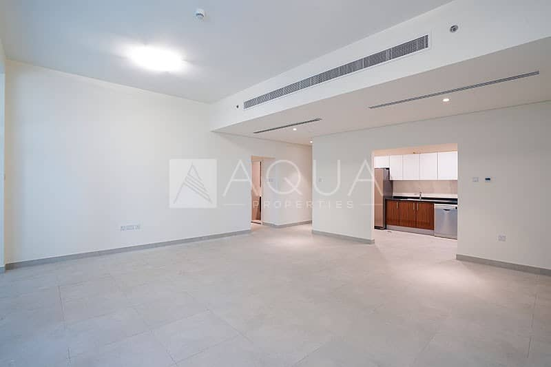 Spacious Unit | 3 Bedroom + Study | Unfurnished