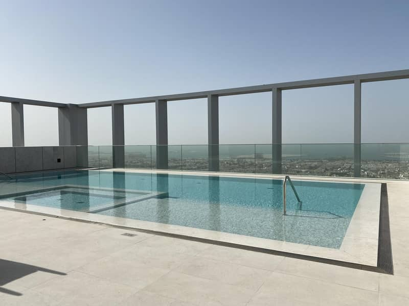 2 Brand New Modern Court Style Residences by Sheikh Zayed Road