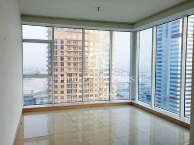 2 Bedroom Flat for Sale in Jumeirah Lake Towers (JLT), Dubai - Lake View | Spacious Unit | Maids Room | Rented