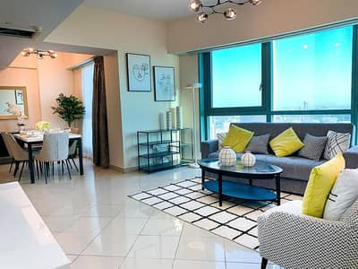 1 Bedroom Flat for Rent in Corniche Area, Abu Dhabi - Full Furnished | Resident Discounts | Luxury Living in AUH