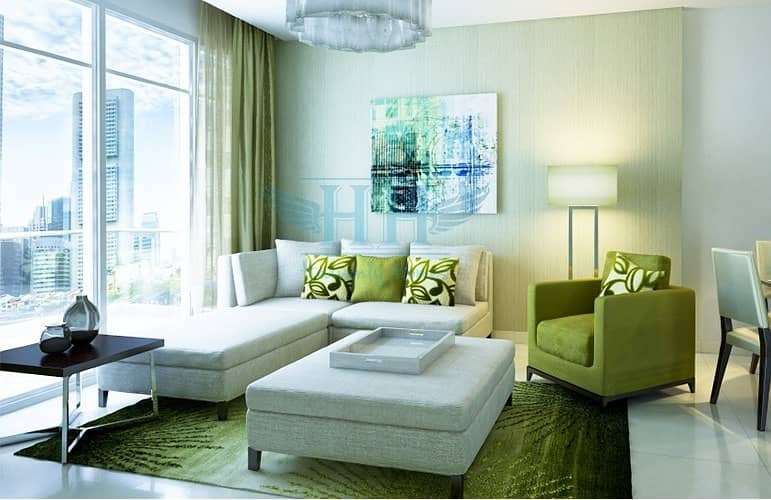 Exclusive Special Price I Limited Offer   Furnished 1BR in JVC