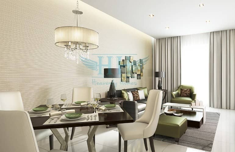 2 Exclusive Special Price I Limited Offer   Furnished 1BR in JVC