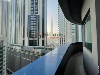 شقة 1 غرفة نوم للبيع في وسط مدينة دبي، دبي - Burj Khalifa View | Furnished | With balcony | 1Bedroom