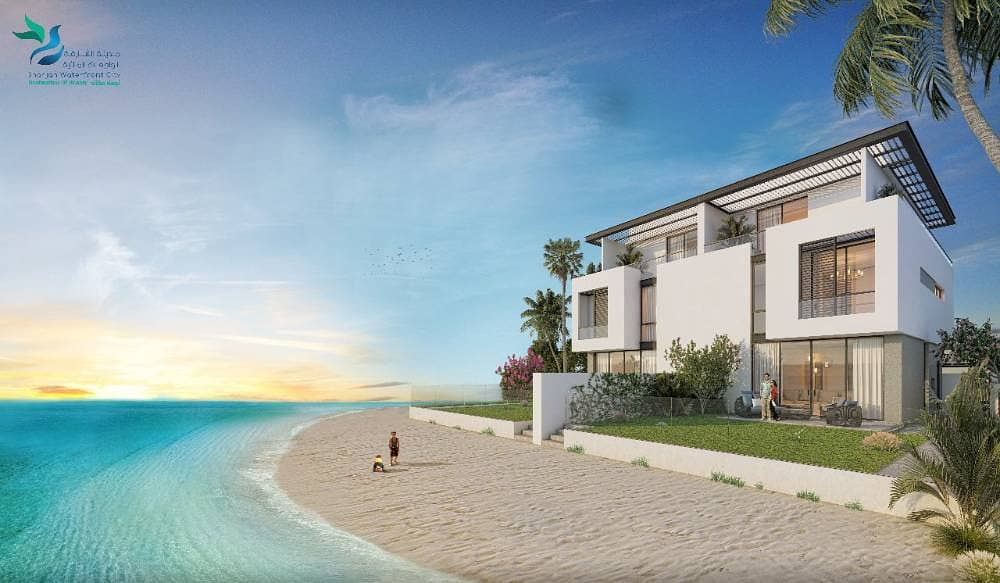 5BR luxury sea villa . free hold for all nationalities
