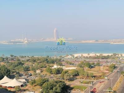 Sea View | Spacious 4-bedroom Unit | Maids Room | Balcony | Al Nasr Street