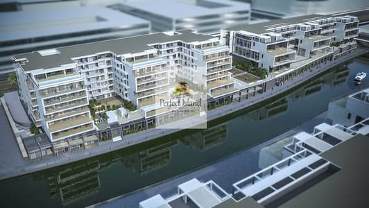 2 Bedroom Apartment for Sale in Al Raha Beach, Abu Dhabi - Invest Now !! | 2BR | Canal view | Amenities
