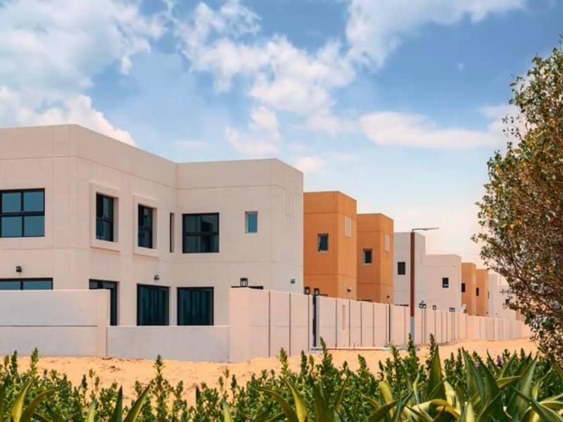 villa 3 bedroom luxury , 25 years payment plan