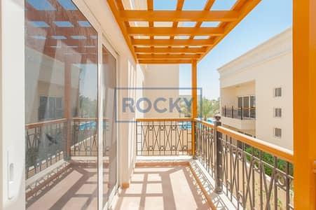 4 B/R Compound villa  24*7 Security   Gym in Barsha 1
