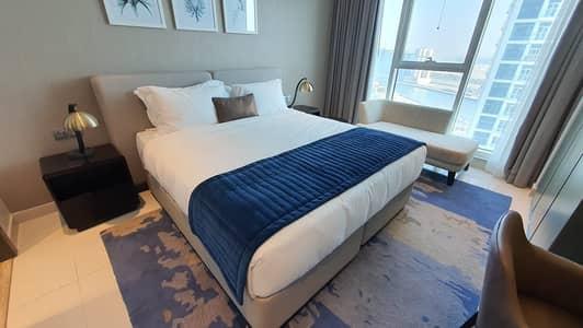 شقة 1 غرفة نوم للايجار في الخليج التجاري، دبي - شقة في داماك ميزون بريفيه الخليج التجاري 1 غرف 12000 درهم - 4979824