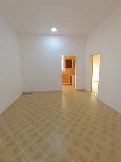 1 Bedroom Apartment for Rent in Khalifa City A, Abu Dhabi - Glamorous Cheaper 1Bhk With Frontyard+Private Entrance Glorious Finishing Huge Room Size Full Sep Kitchen Full Sep Washrom Kca