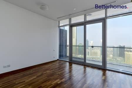 شقة 1 غرفة نوم للبيع في مركز دبي المالي العالمي، دبي - Amazing View| Great Location| High Floor