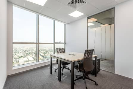 Office for Rent in Dafan Al Nakheel, Ras Al Khaimah - Enquire now to discover your perfect private office now