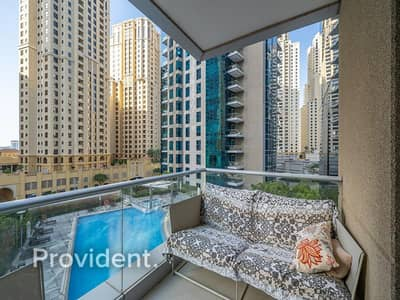 2 Bedroom Apartment for Sale in Dubai Marina, Dubai - Vacant on Transfer | Well-Kept Apartment