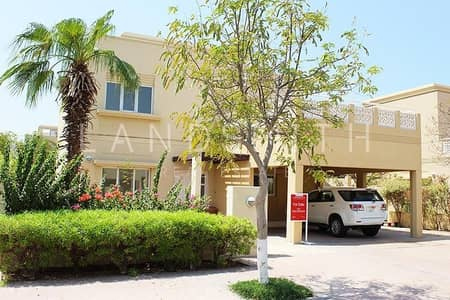 3 Bedroom Villa for Sale in The Meadows, Dubai - 600 sq ft Plot with Pool