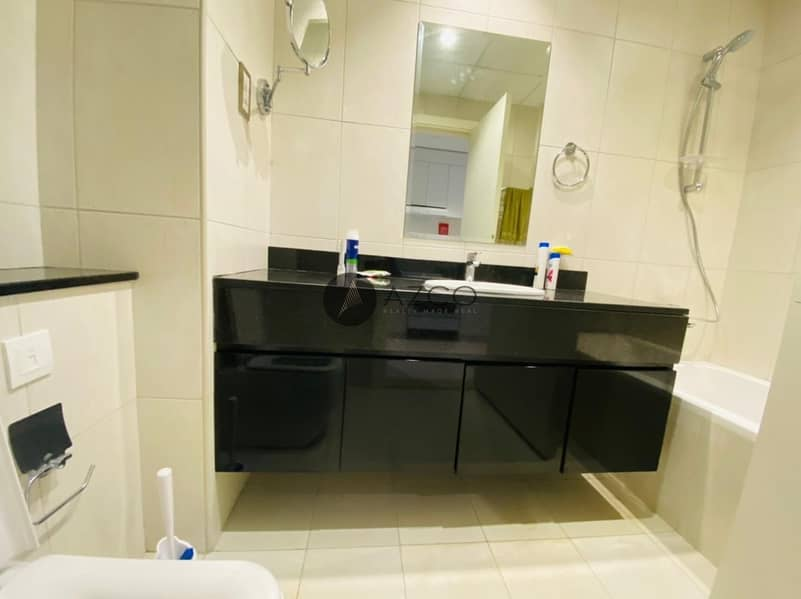 11 Fully Furnished Studio|High Floor|Chiller Free