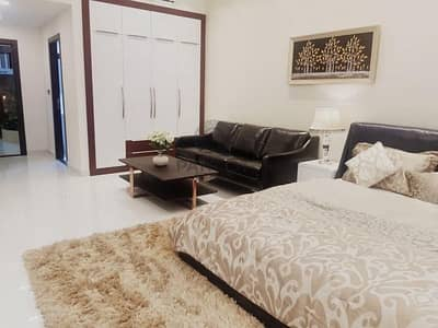 Studio for Sale in Liwan, Dubai - Full Facilities |  50% Post Handover Payment Plan |