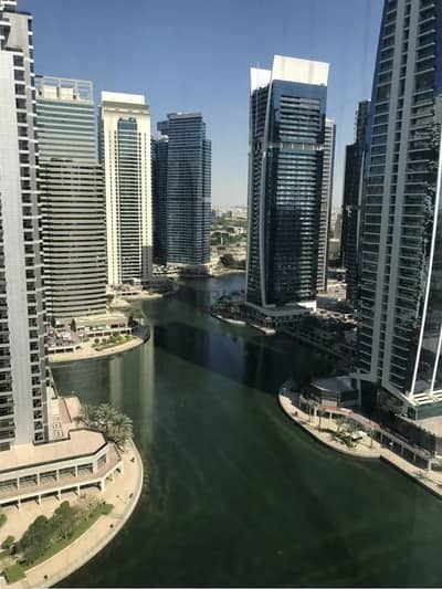 1 Bedroom Apartment for Rent in Jumeirah Lake Towers (JLT), Dubai - Amazing One Bedrooms | Unfurnished | Low Floor | Lake Side view