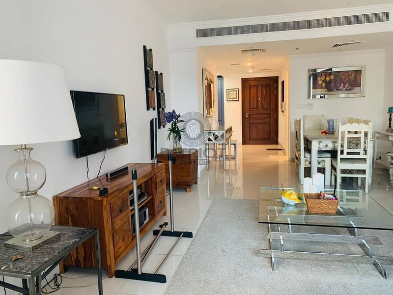 Amazing Two Bedrooms | Fully Furnished | Lake View | Close to metro