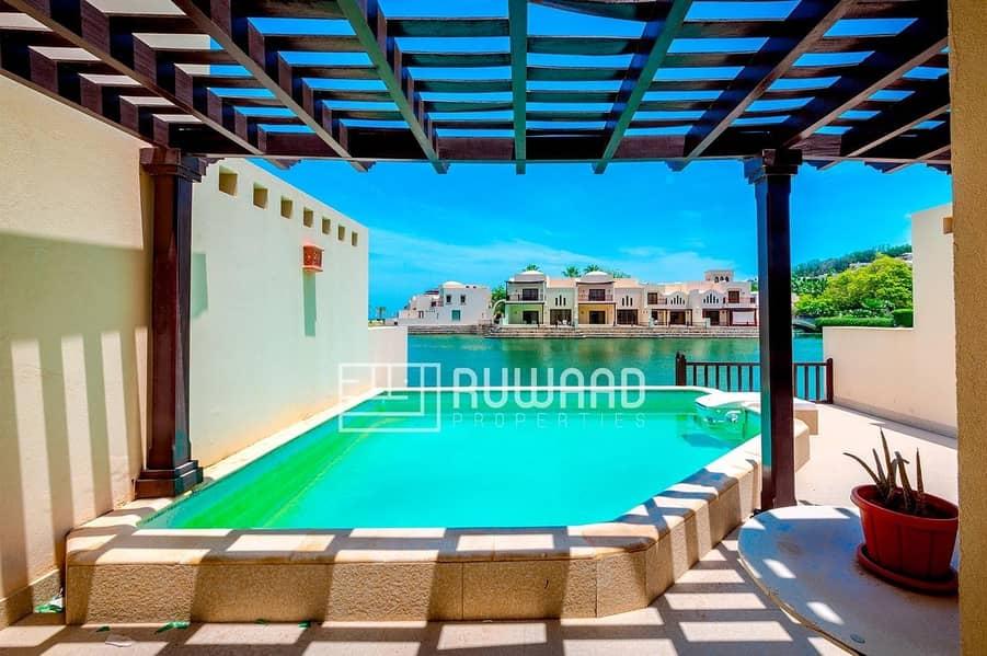 1 BHK Villa| Private Pool | Direct SeaView