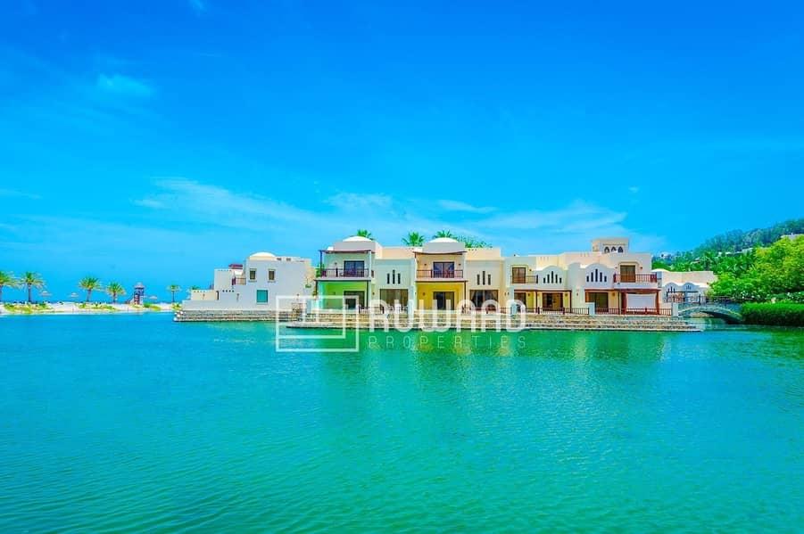 9 1 BHK Villa| Private Pool | Direct SeaView