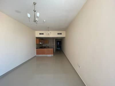 Studio for Rent in Al Nuaimiya, Ajman - Studio for rent with balcony and parking Very suitable for living
