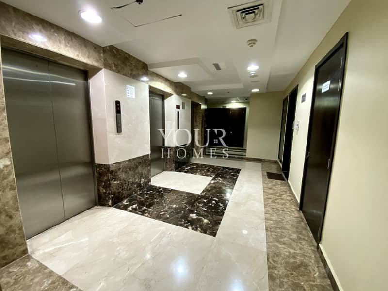 2 AS l Vacant 1 BR Apt For Sale in Dana Tower JVC